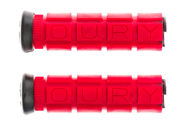 ODI Oury Lock-On Replacement Grips Red