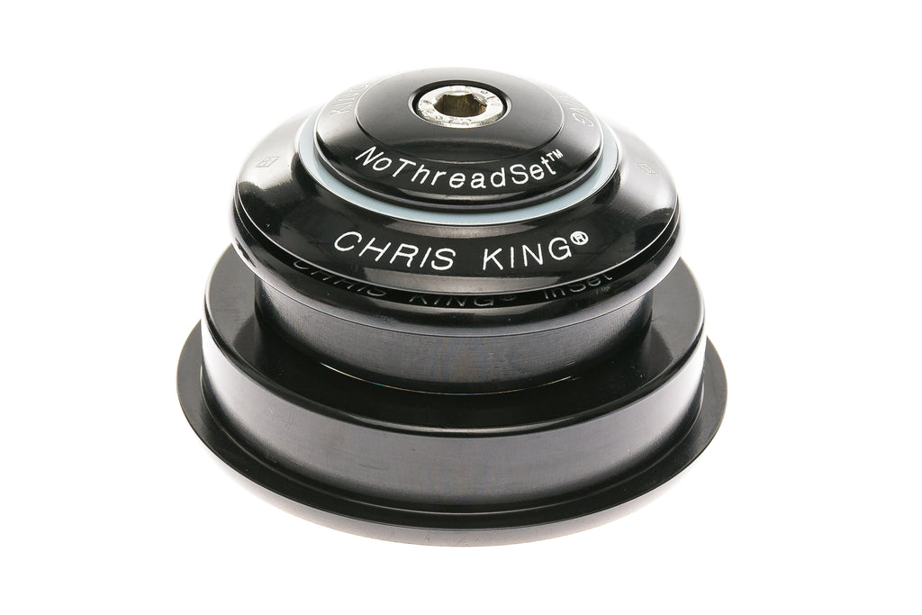 "Chris King InSet 2 Headset 1-1/8-1.5"" Tapered Black"