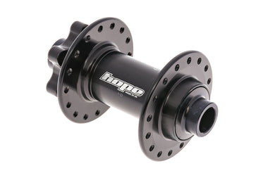 Hope Pro 4 Front Hub 32H 15x110mm 32H 6 Bolt Black
