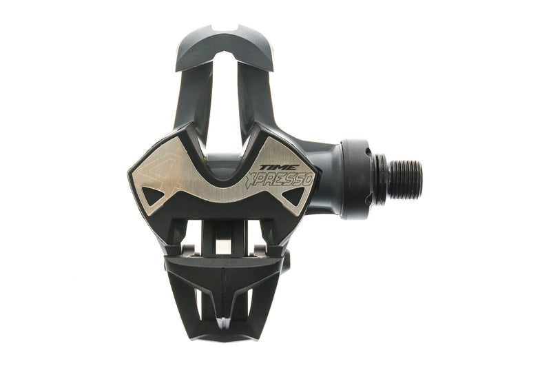 Time X-Presso 4 Pedals Clipless Composite iClic Black drive side