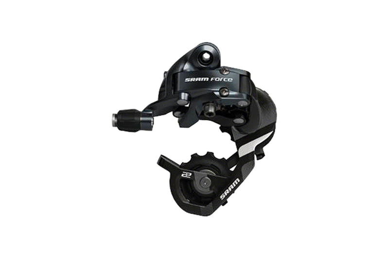 SRAM Force 22 Rear Derailleur 11 Speed Short Cage Type 2.1 drive side