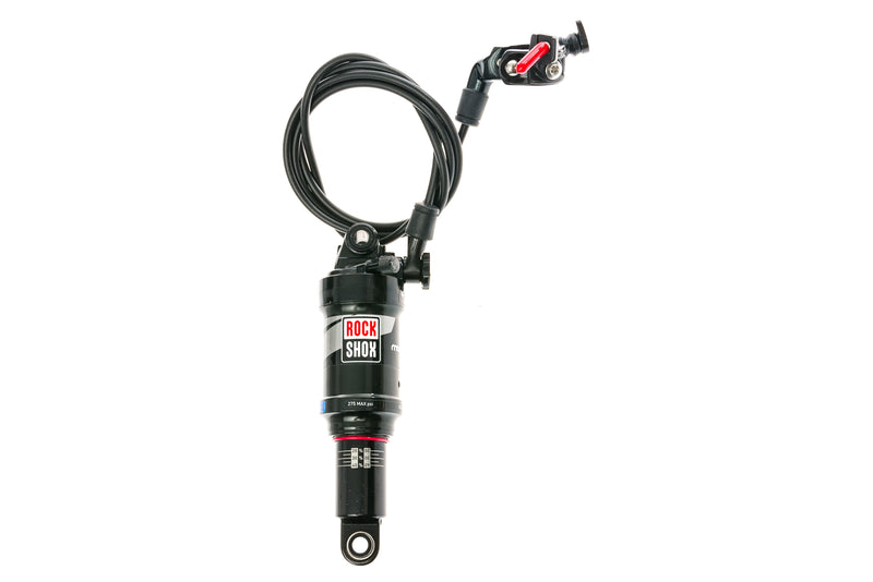 RockShox Monarch XX Rapid Recovery Rear Air Shock 165 x 38mm drive side