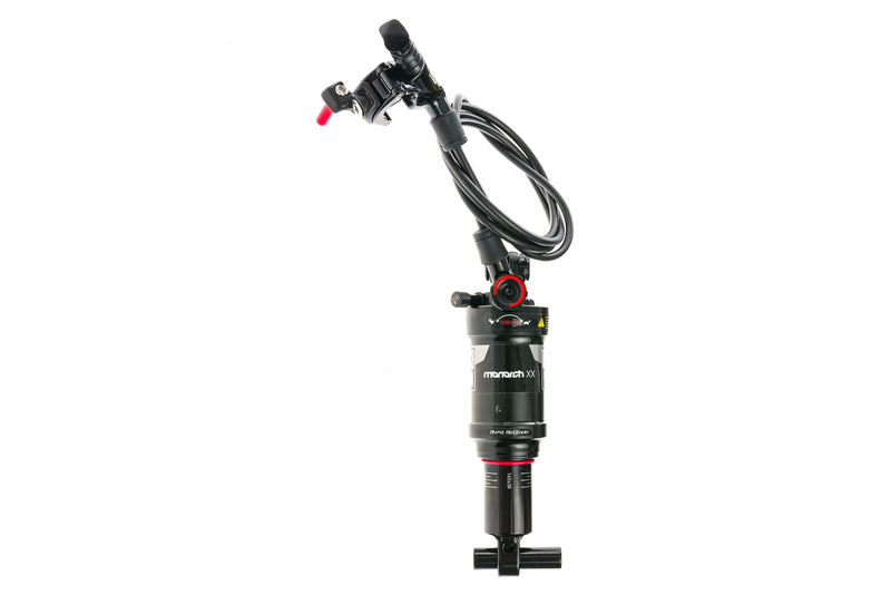 RockShox Monarch XX Rapid Recovery Rear Air Shock 165 x 38mm non-drive side