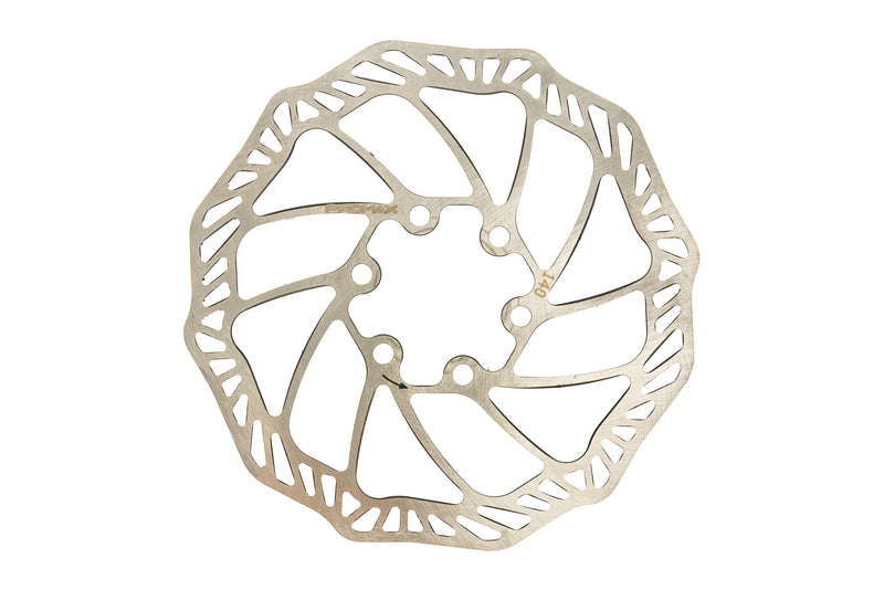 Promax Ultra Disc Brake Rotor 140mm 6 Bolt drive side