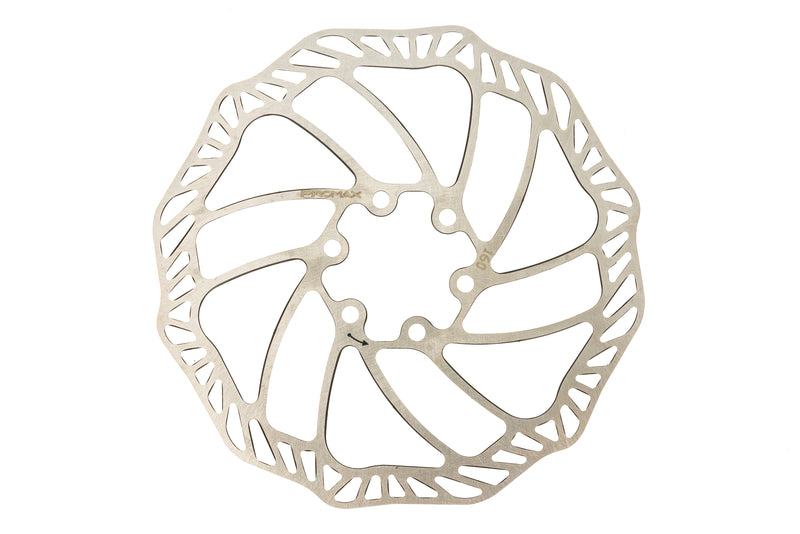 Promax Ultra Disc Brake Rotor 160mm 6 Bolt drive side