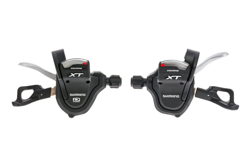 Shimano Deore XT SL-M780 Shifter Set 2/3x10 Speed drive side
