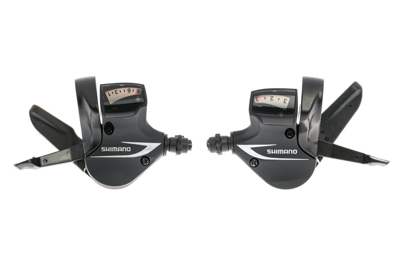 Shimano Acera SL-M360 Shifter Set 3x8 Speed drive side