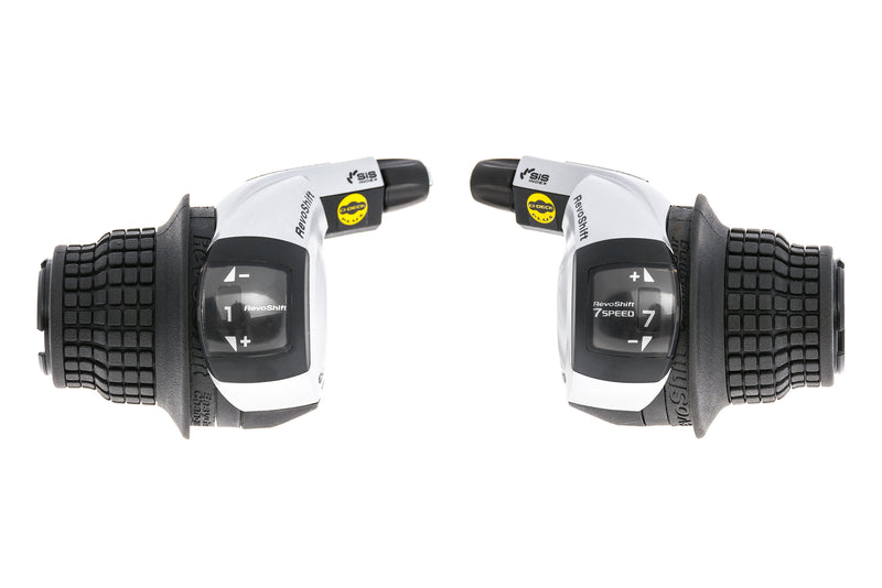 Shimano Tourney SL-RS45 Shifter Set 3x7 Speed drive side