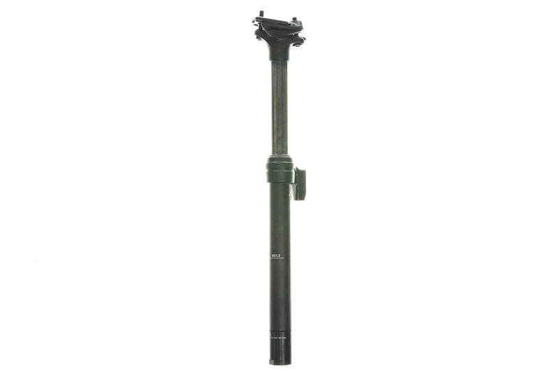PNW Components Pine Dropper Seatpost 27.2x390mm 105mm Travel W/ Remote drive side