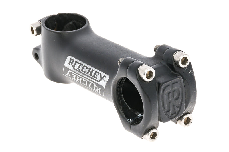 Ritchey Aluminum Stem 31.8mm Clamp 100mm 6 Degree Black drive side