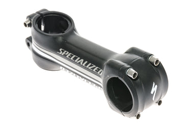 Specialized Comp Multi Alloy Stem 31.8mm Clamp 110mm Adjustable Black / Silver