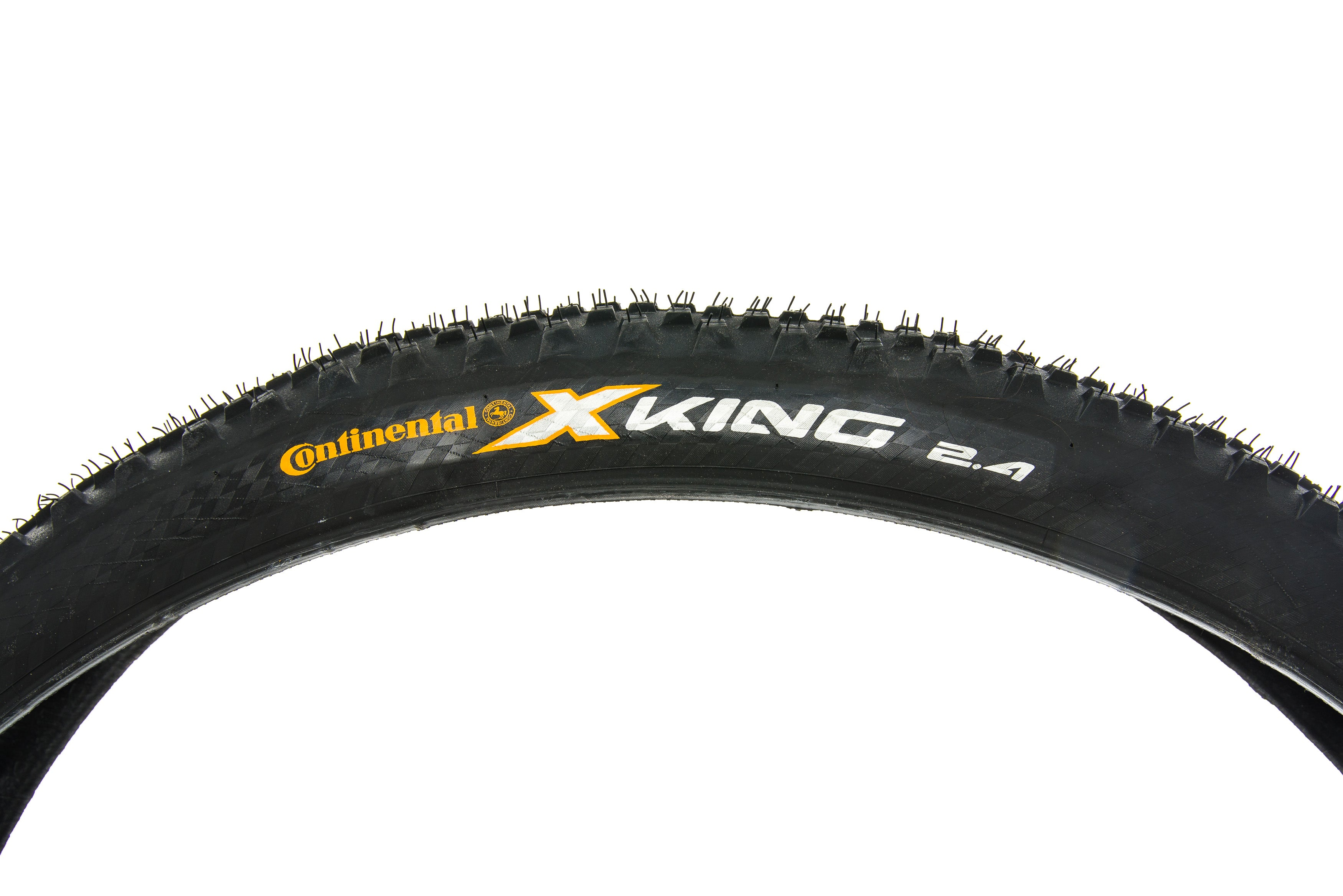 "Continental X-King Tire 27.5x2.4/"" 180 TPI Tubeless"