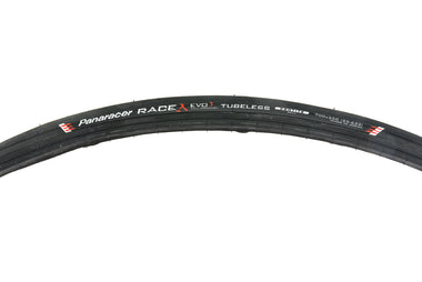 Panaracer Race A Evo3 Tire Black 700x25mm Tubeless