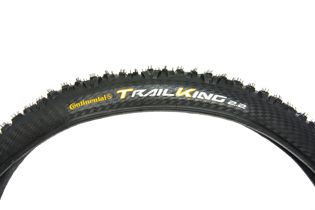 "Continental Trail King ProTection Apex Tire 27.5x2.2"" 180 TPI Tubeless drive side"