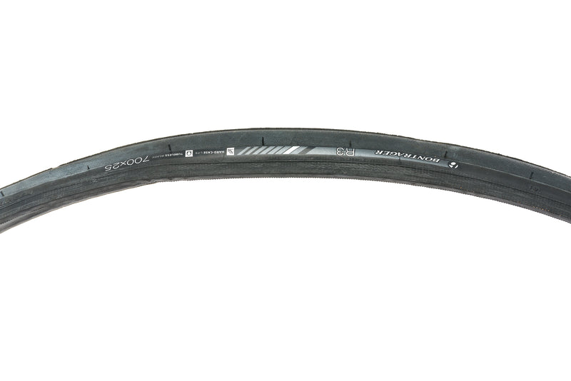 Bontrager R3 Hard-Case Lite Tire 700x25mm 120 TPI Clincher drive side