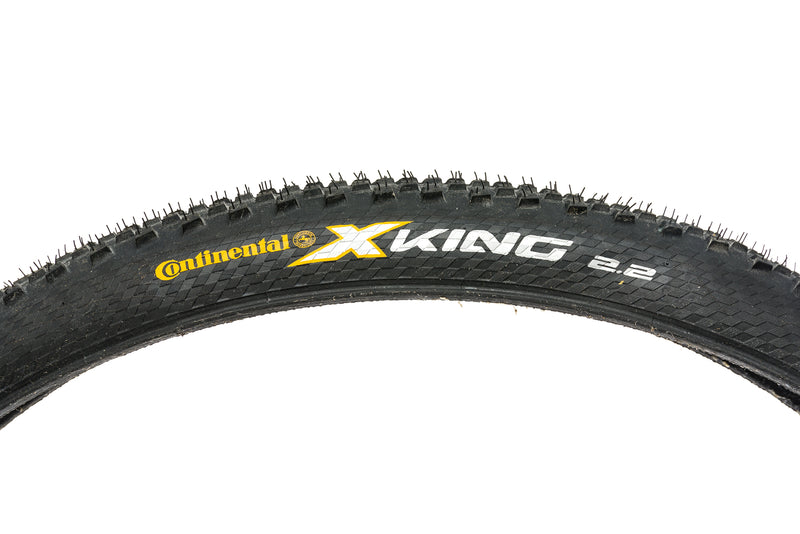 "Continental X King ProTection Tire 29x2.2"" 240 TPI Tubeless drive side"