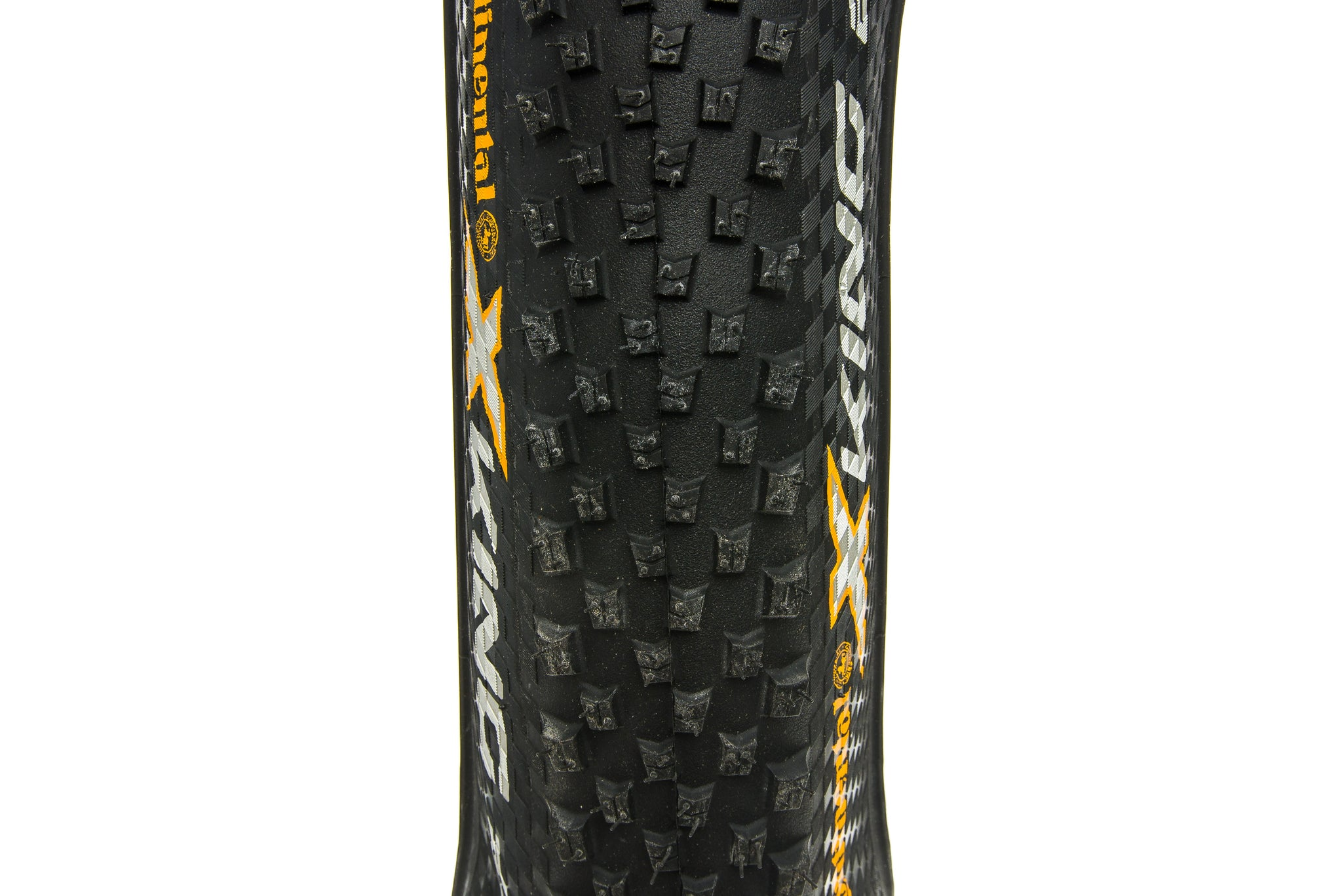 "Continental X-King ProTection Tire 27.5x2.2"" 240 TPI Tubeless non-drive side"