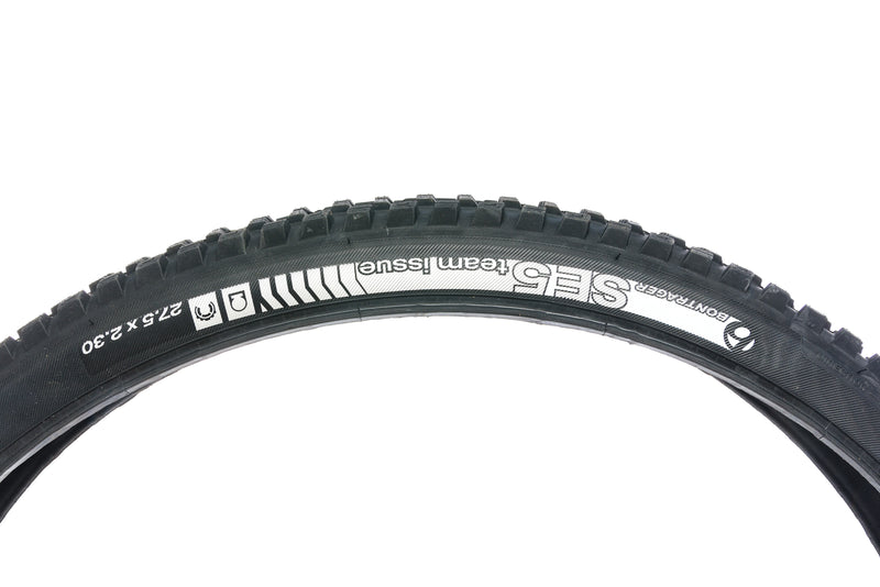 "Bontrager SE5 Team Issue Tire 27.5x2.3"" 60 TPI Tubeless drive side"