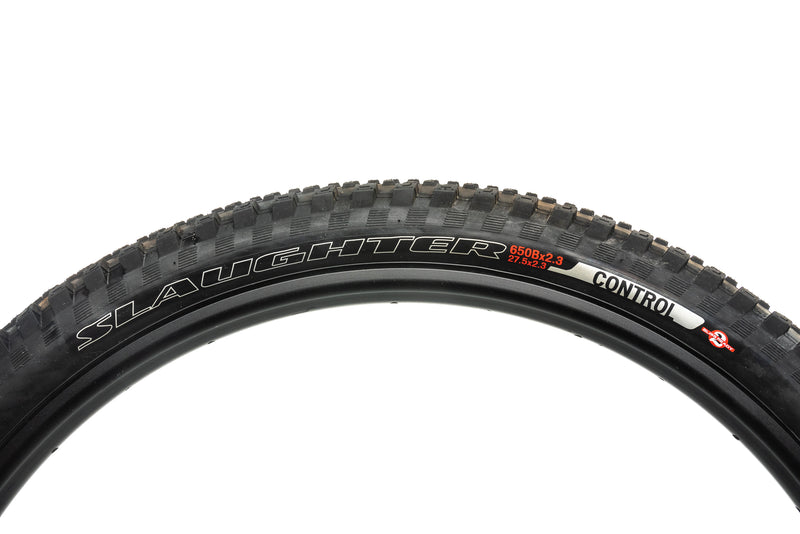 "Specialized Slaughter Control Tire 27.5x2.3"" 60 TPI Tubeless drive side"
