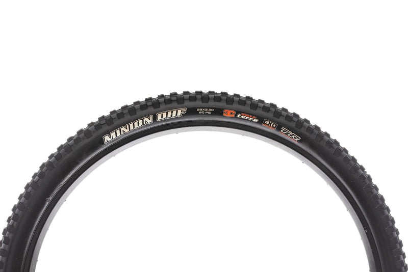 "Maxxis Minion DHF Tire 29x2.3"" 60 TPI Tubeless 3C EXO Protection drive side"