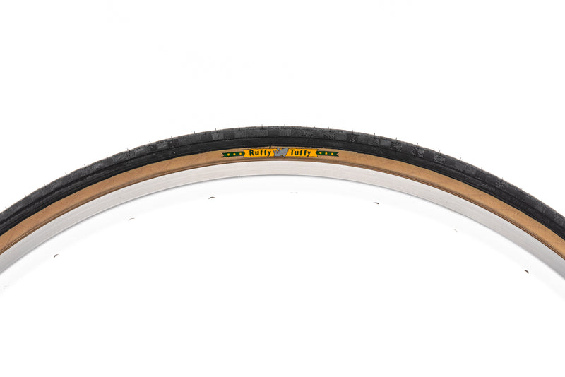 Rivendell Ruffy Tuffy Tire 700x28c 120 TPI Clincher Skinwall drive side