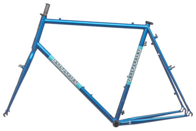Independent Fabrication Cyclocross 58cm Frameset non-drive side