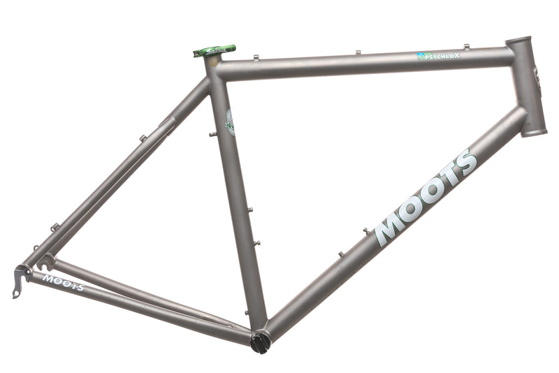 Moots PsychloX 58cm Frame - 2014 drive side