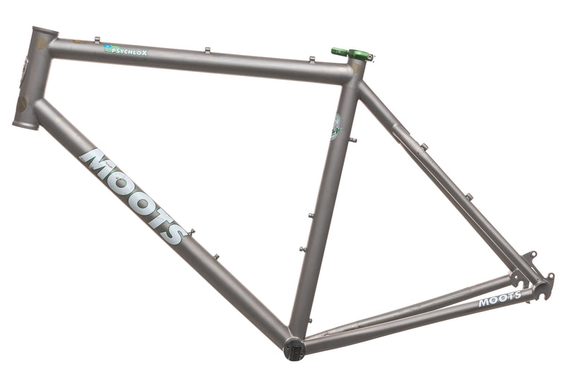 Moots PsychloX 58cm Frame - 2014 non-drive side