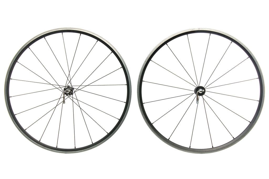 shimano wh rs11 aluminum clincher 700c wheelset the pro s closet  shimano wh rs11 aluminum clincher 700c wheelset