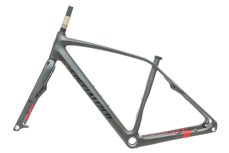 Specialized Diverge Expert 54cm Frameset - 2015 non-drive side