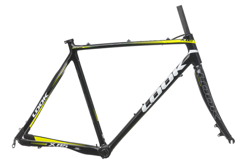 Look X85 X-Large Frameset - 2015 drive side