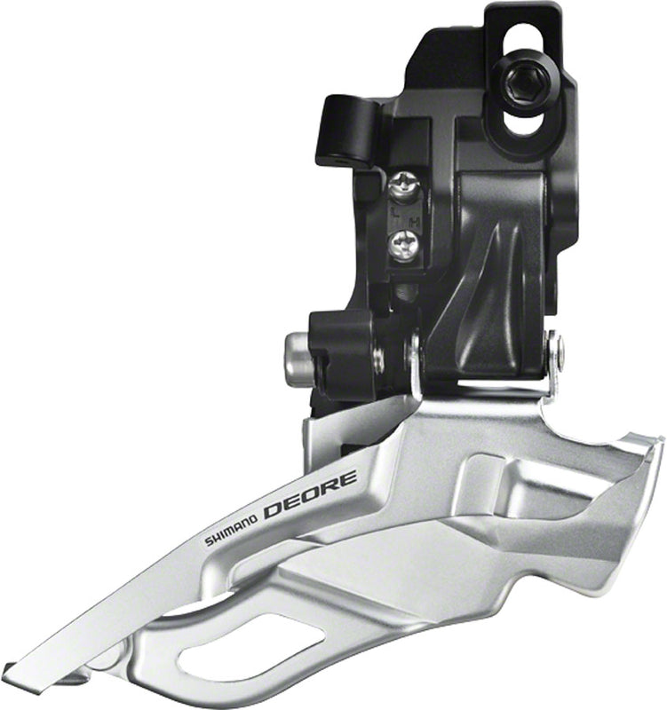 Shimano Deore FD-M611-D Front Derailleur 3x10 Speed High Direct Mount drive side