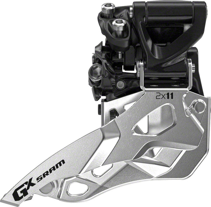 SRAM GX Front Derailleur 2x11 Speed 35mm High Clamp Top Pull drive side