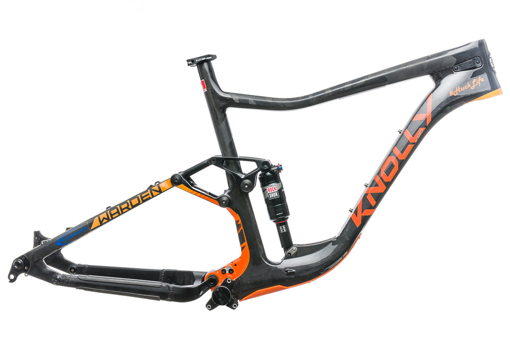 Knolly Warden Carbon X-Large Frame - 2018