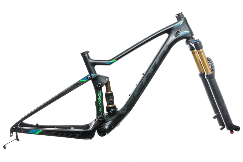 Scott Spark 700 Ultimate Small Bike Frameset - 2017 drive side