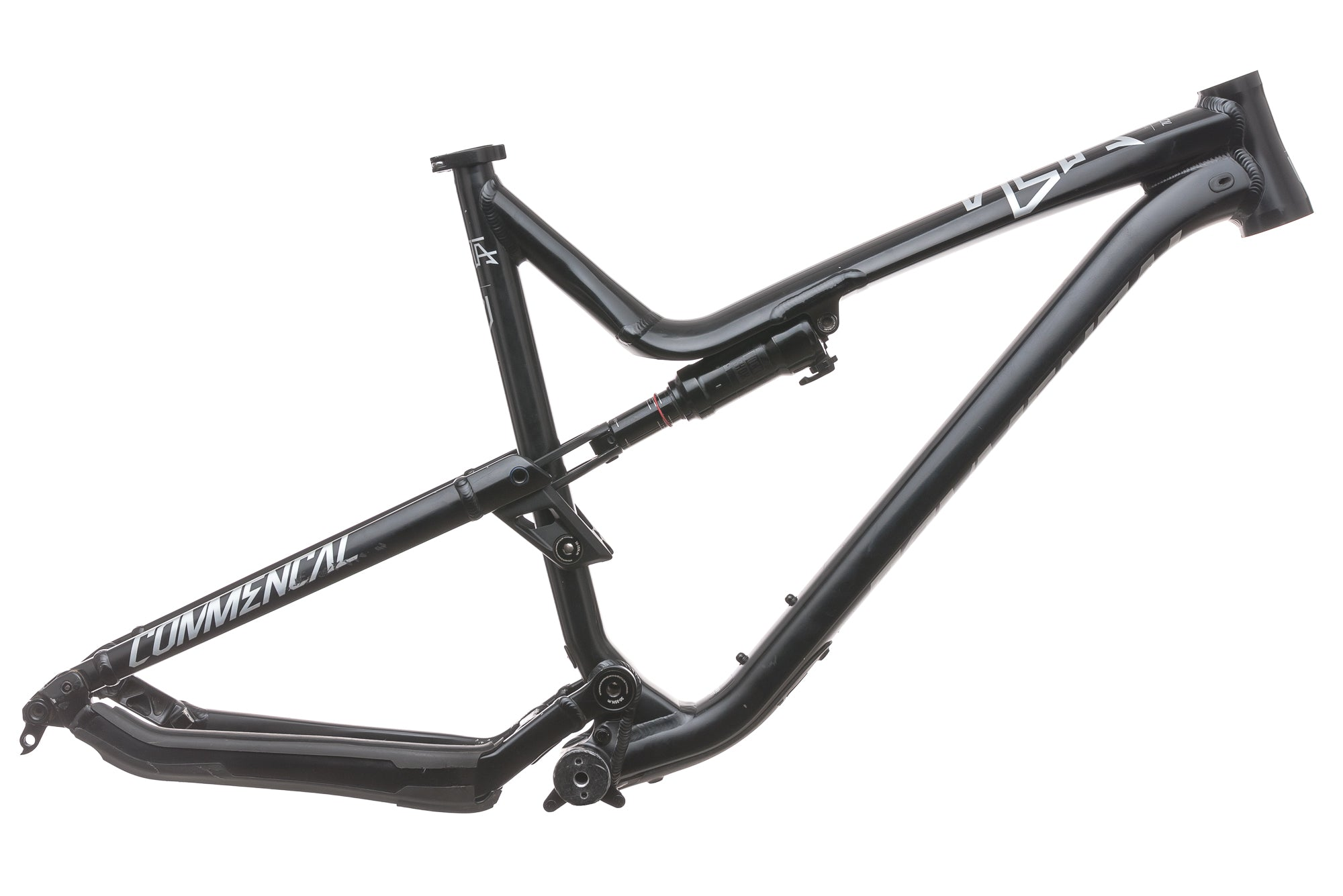 Commencal Meta Trail X-Large Frame - 2018