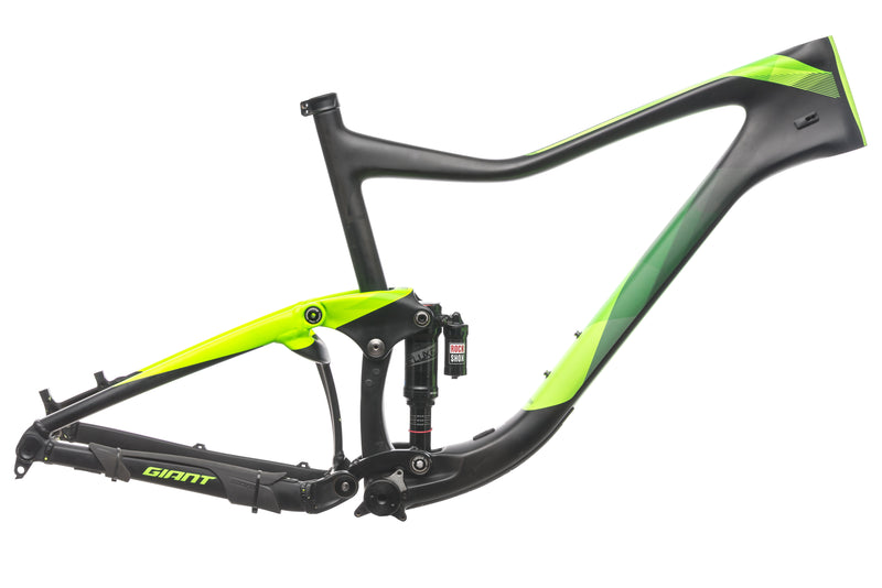 Giant Trance Advanced 0 X-Large Frame - 2018 drive side