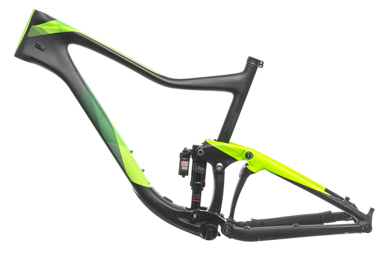 Giant Trance Advanced 0 X-Large Frame - 2018 non-drive side
