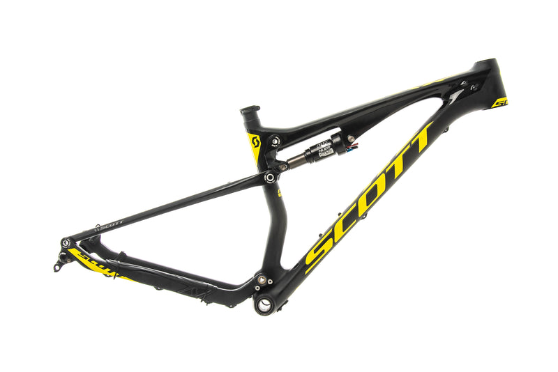 Scott Spark RC 900 Medium Frame - 2015 drive side