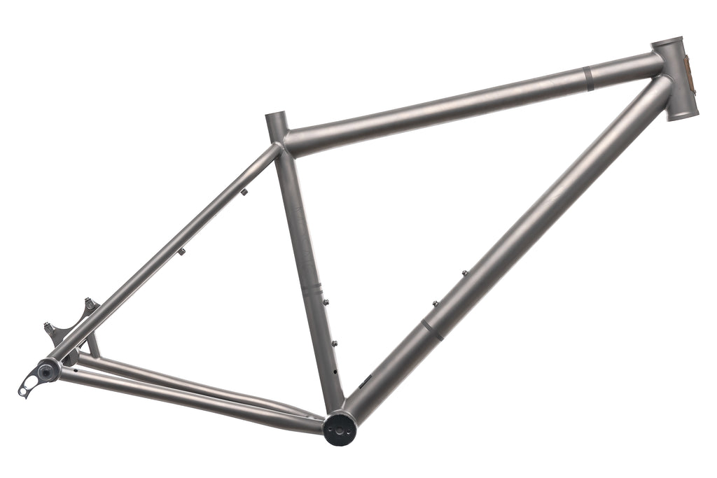Mosaic MT-1 Custom 19in Frameset drive side