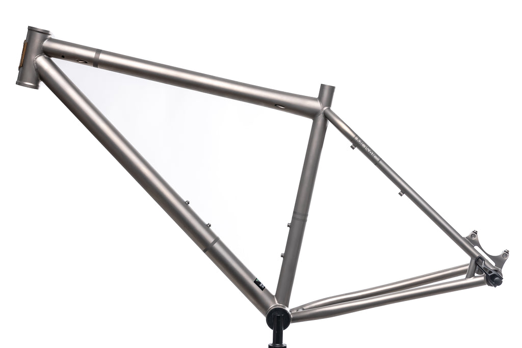 Mosaic MT-1 Custom 19in Frameset non-drive side