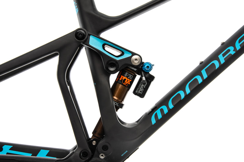 Mondraker Foxy Carbon RR SL Medium Frame - 2018 cockpit