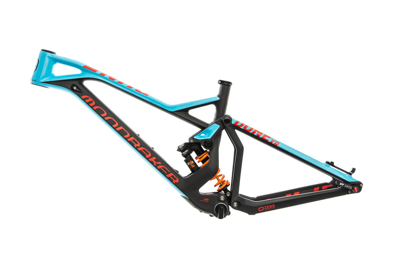 Mondraker Dune Carbon XR Medium Frame - 2018 non-drive side