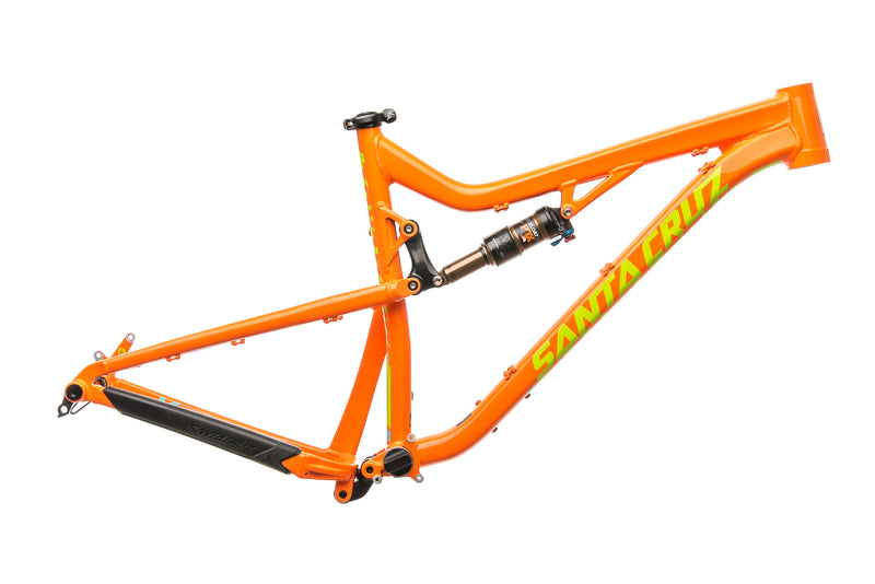 2015 Santa Cruz 5010 AL Large Frame - 2015 drive side