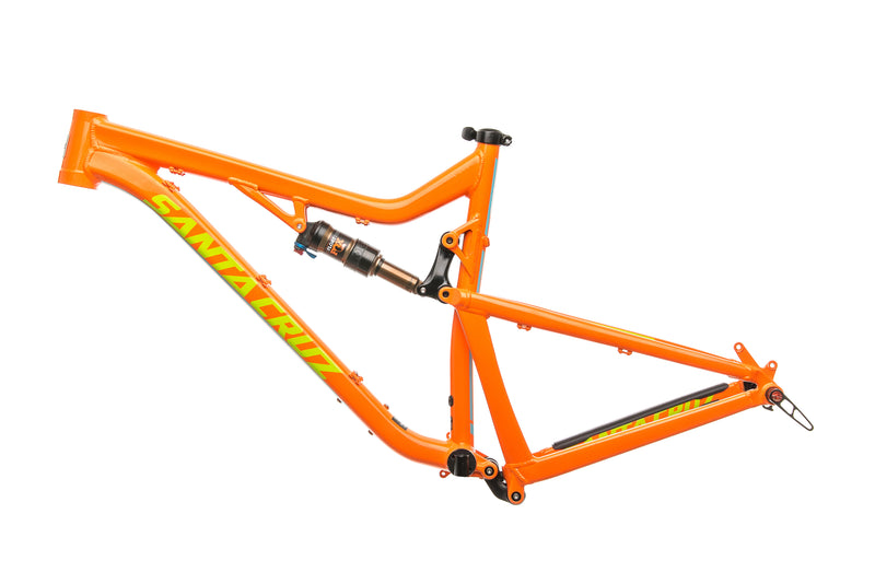 2015 Santa Cruz 5010 AL Large Frame - 2015 non-drive side
