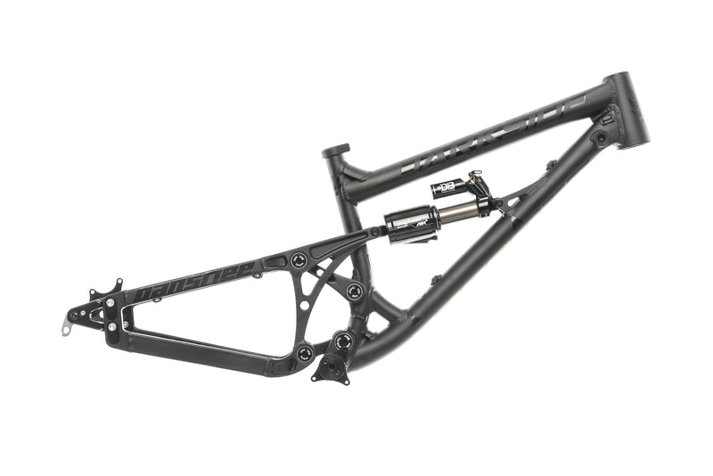 Banshee Darkside Small Frame - 2017 drive side