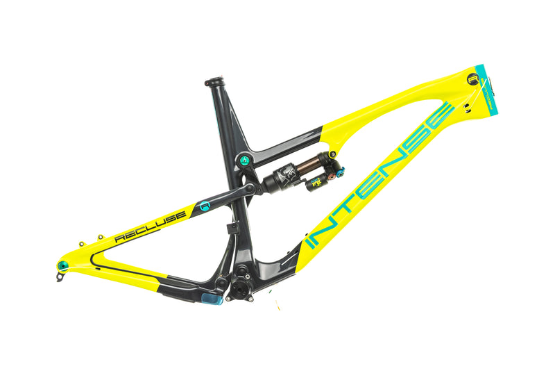 Intense Recluse Mountain Bike Frame - 2018, X-Large drive side
