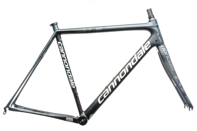 Cannondale SuperSix Evo 54cm Frameset - 2012 drive side