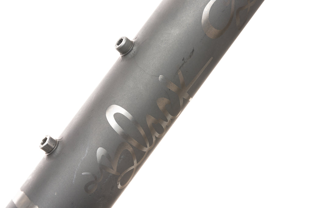 Black Sheep Custom Titanium Disc Road 55cm Bike