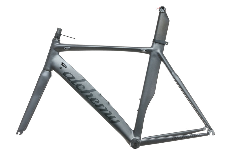 Alchemy Arion 57cm Frameset - 2014 non-drive side